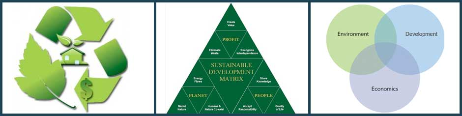 sustainable economics & business