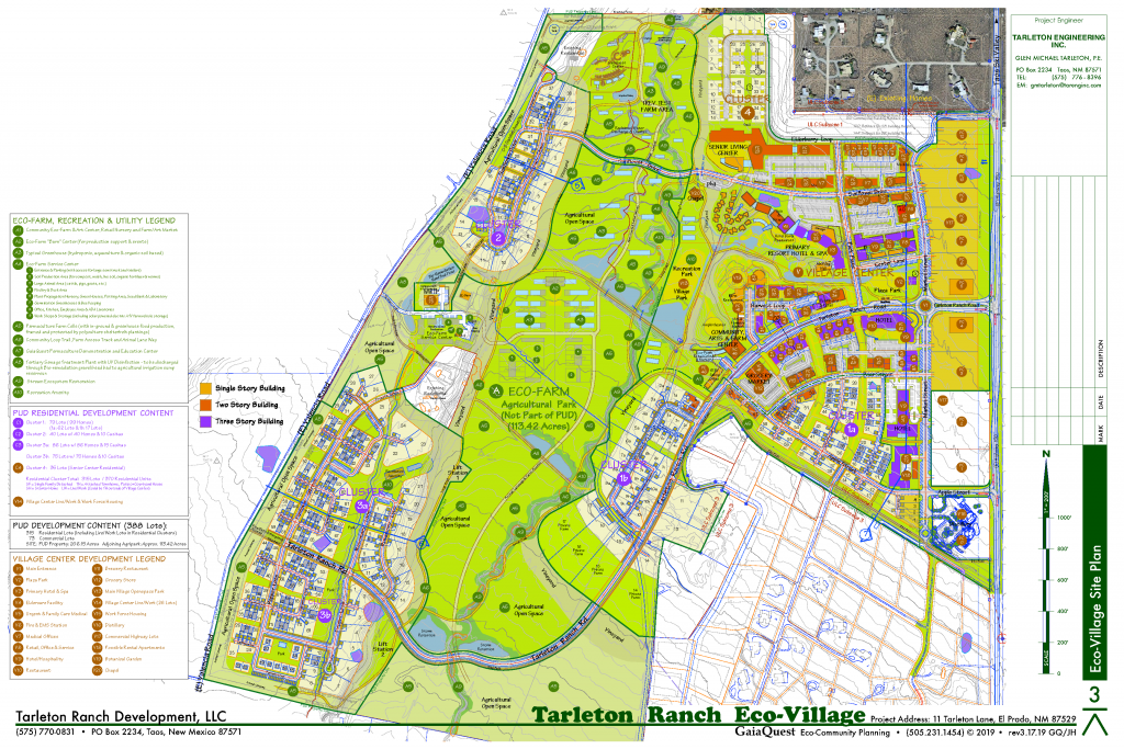 TREV PUD 2019 Site Plan